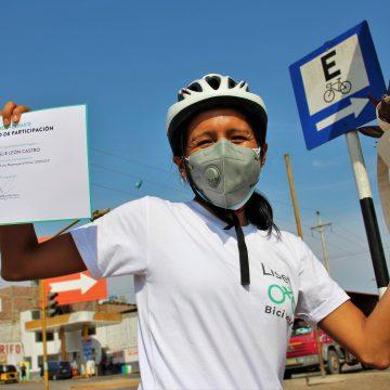"""""""Promover la participación de las mujeres en el ciclismo es empoderarlas"""""""