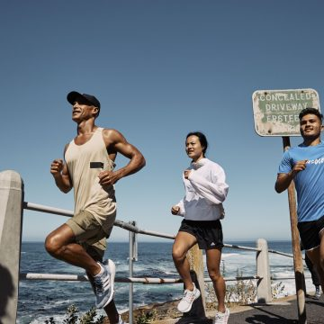 Campaña invita a correr para donar kilómetros por un océano libre de plástico