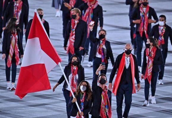 Emocionante desfile de delegación peruana en ceremonia inaugural de los JJ.OO. Tokio 2020