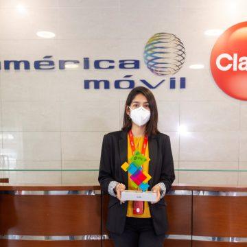 CLARO es reconocida como empresa socialmente responsable por quinto año consecutivo