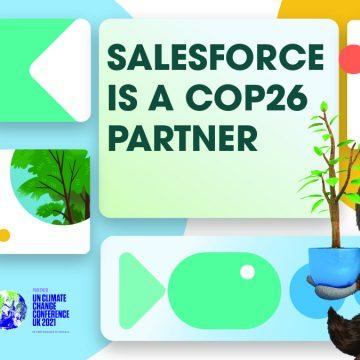 Salesforce patrocina la Conferencia sobre el Cambio Climático de la ONU