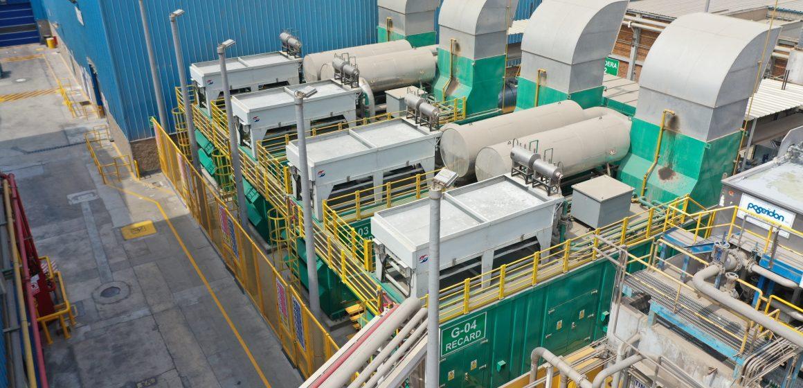 Kimberly-Clark implementa central térmica de cogeneración en planta de Puente Piedra que permite autogenerar hasta un 60% de energía eléctrica