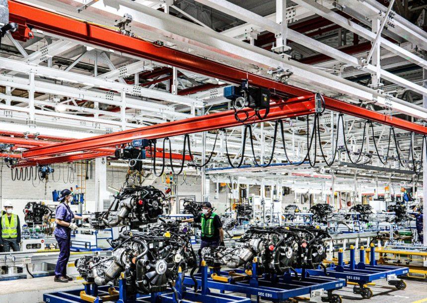 Ford incorpora nueva tecnología LED en su Planta Pacheco