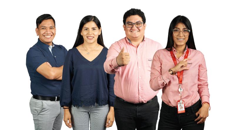 Claro es reconocida como una de las mejores empresas para jóvenes profesionales en Perú
