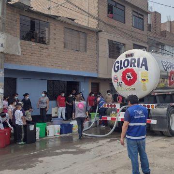 A través de Hombro a Hombro, Leche Gloria apoya a pobladores afectados de San Juan de Lurigancho