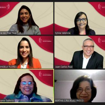 Publican libro «Mujeres en el Bicentenario: ¿Cómo vemos al Perú?»