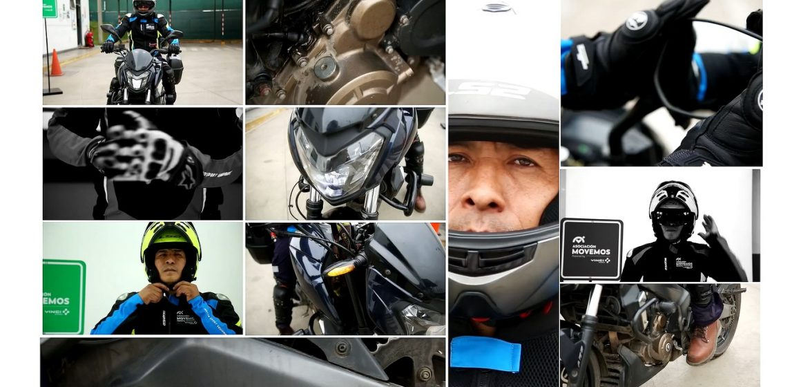 """MOVEMOS estrena serie web """"Escuela de Motociclistas» para disminuir los siniestros viales en el Perú"""